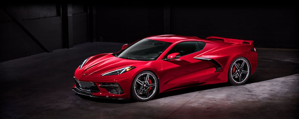 The Next Generation Corvette